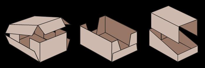 Rundum-Display und Tablett